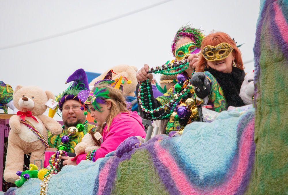 Alexandria Mardi Gras Parades