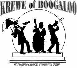Krewe of Boogaloo logo